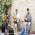 عکس اجرای قطعهی وتبوگا از گروه کماکان در آتلیهی کبود