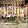عکس خواندن ترانه مازندرانی جان مار گرگانی ها در صدا و سیما استان گلستان