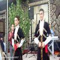 عکس یاد سبز انتظار -گروه رقص آذری یاغیش-روستای قزلگچی سراب