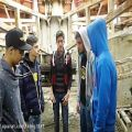 عکس رپ خواندن نوجوانان طهران........